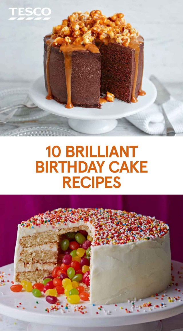 Easy Birthday Cake Recipe 10 Brilliant Birthday Cake Recipes In 2018 Birthday Special