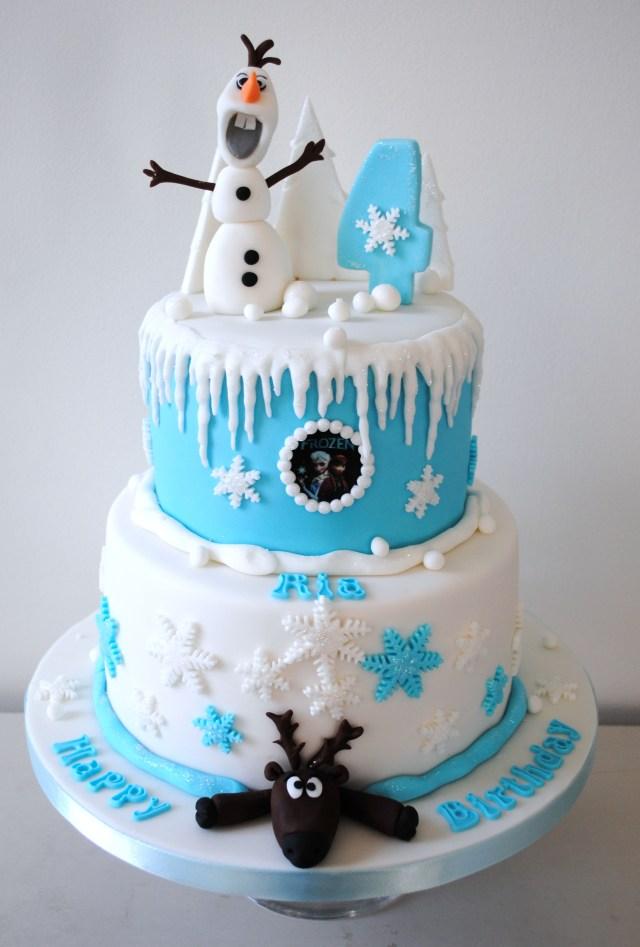 Elsa Birthday Cakes Frozen 2 Birthday Cakes London Cupcakes Miss Cupcakes