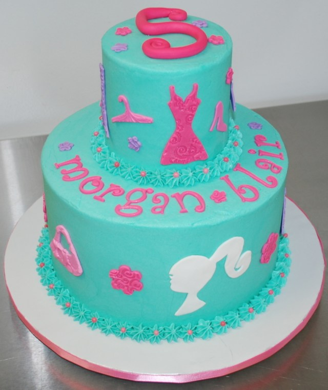 Fashion Birthday Cake Girly Fashion Birthday Cake Cakecentral