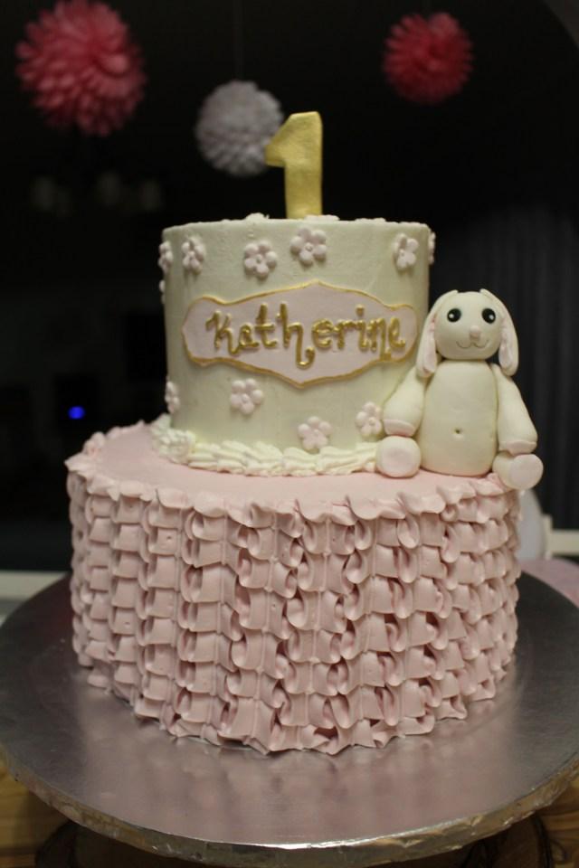 Fashion Birthday Cake Vintage Style Birthday Cake His Old Lady 1st Birthday Party