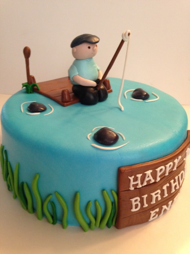 Fishing Birthday Cakes Uncategorized Cakes Cathy Chicago Page 7