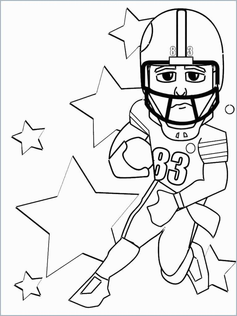 Football Coloring Pages Printable Coloring Pages Football Coloring ...