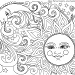 Free Mandala Coloring Pages Coloring Page Mandala Coloring Book For Adults Art Of Toys Page