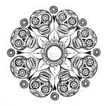 Free Mandala Coloring Pages Free Mandala Coloring Pages Pdf At Getdrawings Free For