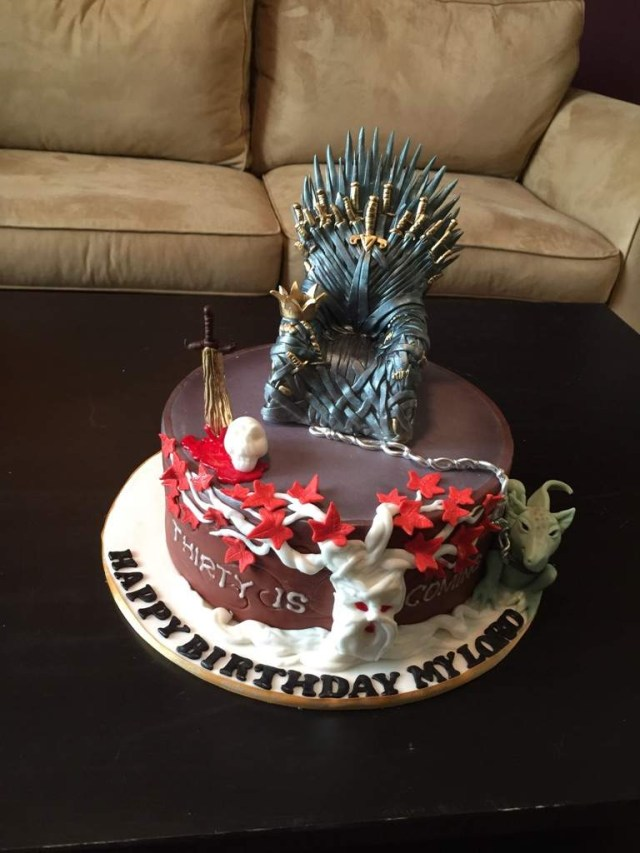 Game Of Thrones Birthday Cake Game Of Thrones Birthday Cake Thrones Amino