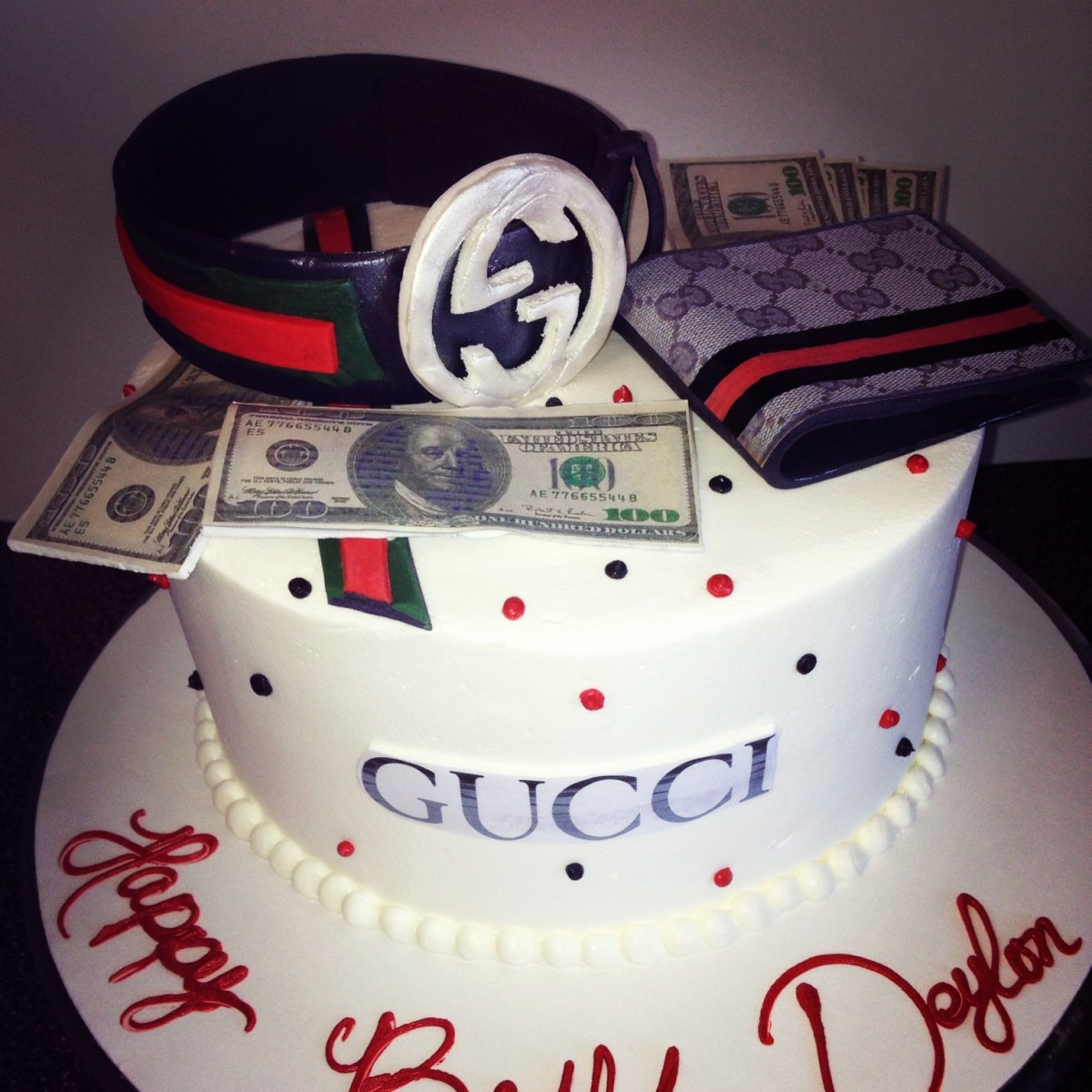 Gucci Birthday Cake 12 Cakes For Men Gucci Blue Photo Gucci Birthday Cake Gucci