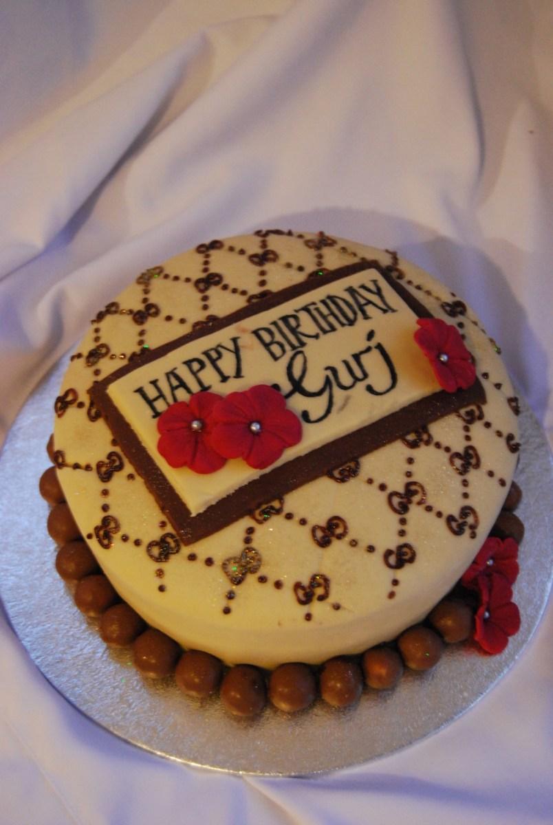Gucci Birthday Cake Gucci Birthday Cake Cakecentral