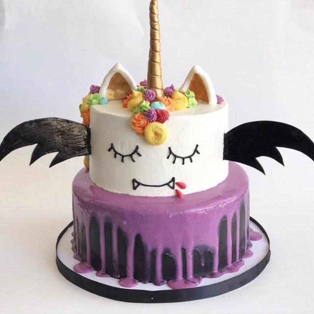 Halloween Birthday Cake Ideas Halloween Birthday Cakes Popsugar Family