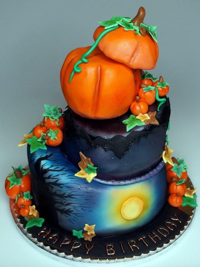 Halloween Birthday Cake Ideas Halloween Birthday Cakes