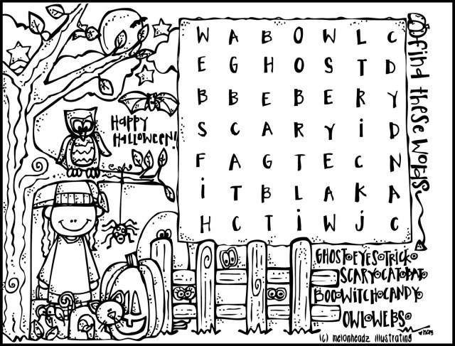 Halloween Coloring Pages Printable Halloween Coloring Contest 2 A Page Best Free Coloring Pages Site