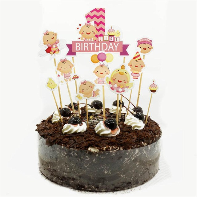 Happy Birthday Cake Pictures Grohandel Happy Birthday Cake Topper Autos Stamm Ba Shower