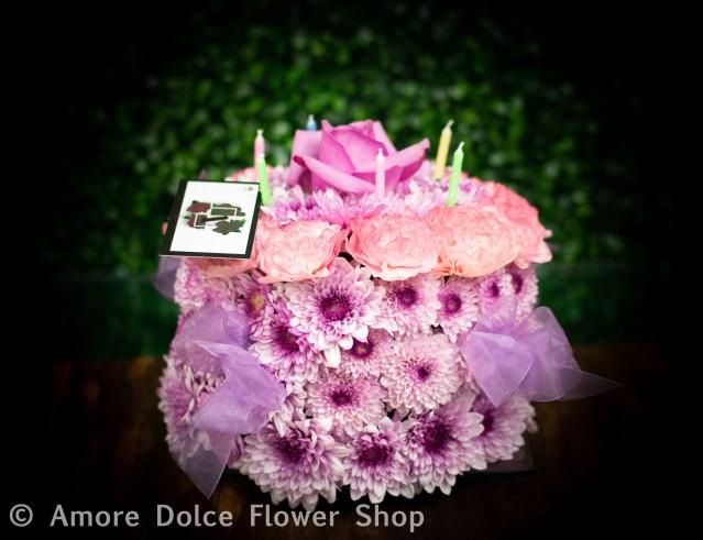 Happy Birthday Cake Pictures Happy Birthday Cake In Montebello Ca Amore Dolce Flowers