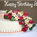 Happy Birthday Cakes With Name Happy Birthday Anita Image Wishes Youtube