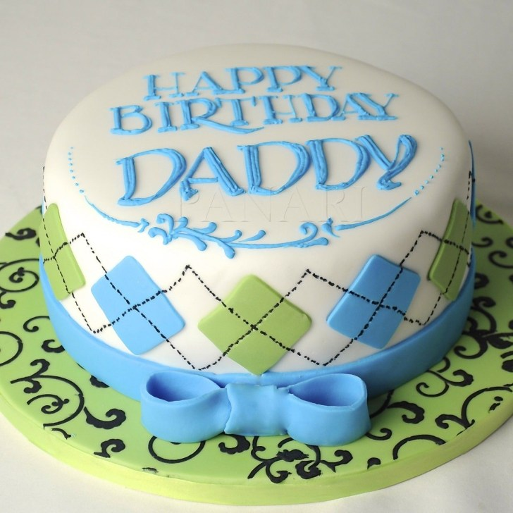 25+ Great Image of Happy Birthday Dad Cake