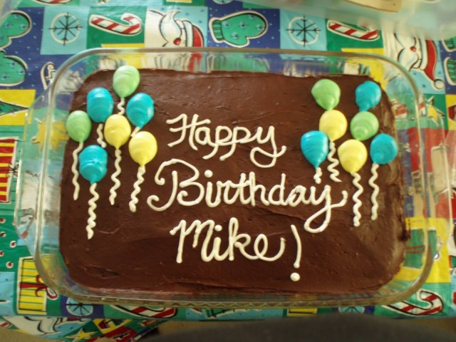 Happy Birthday Mike Cake 7 Mike Birthday Cakes With Name Photo Happy Birthday Mike Cake