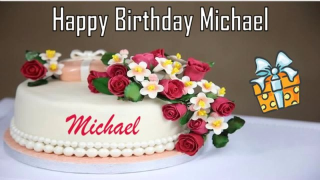 Happy Birthday Mike Cake Happy Birthday Michael Image Wishes Youtube