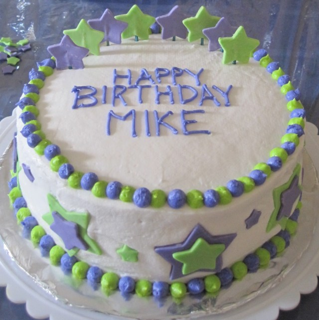 Happy Birthday Mike Cake Happy Birthday Mike