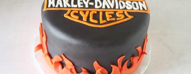 Harley Davidson Birthday Cake Harley Davidson Birthday Cake
