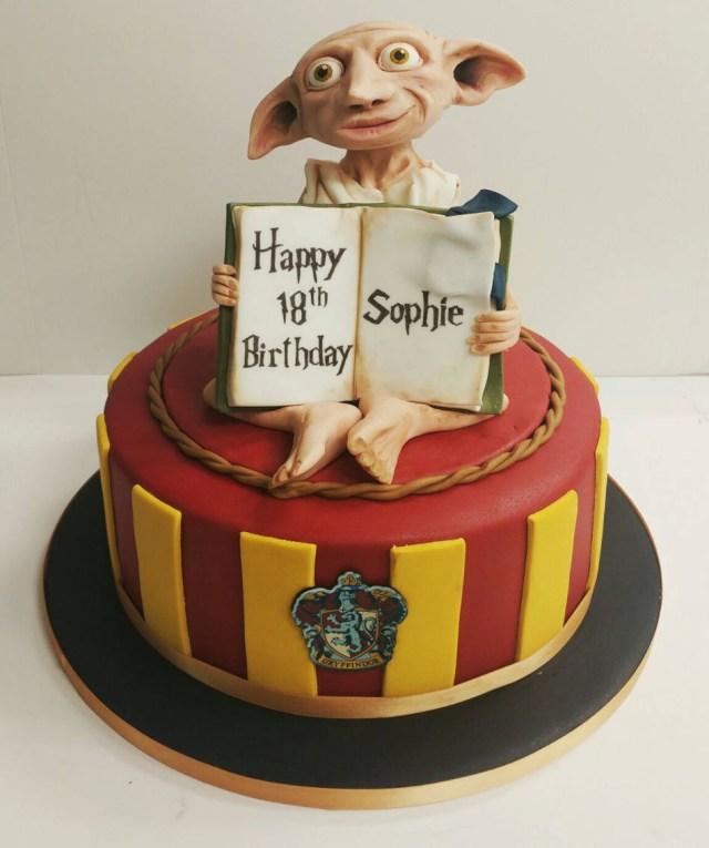 Harry Potter Birthday Cake Harry Potter Birthday Cake Cakes Robin