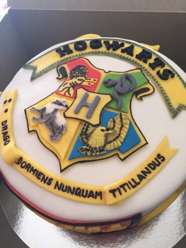 Harry Potter Birthday Cake Harry Potter Themed Birthday Party Harry Potter Amino