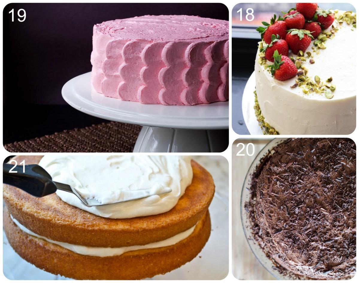 Homemade Birthday Cake Recipes The Best Birthday Cake Recipes 52 Kitchen Adventures