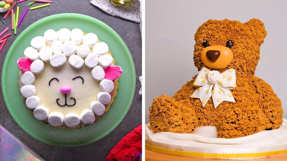 Homemade Birthday Cake Recipes Top 23 Birthday Cake Decorating Ideas Homemade Easy Cake Design