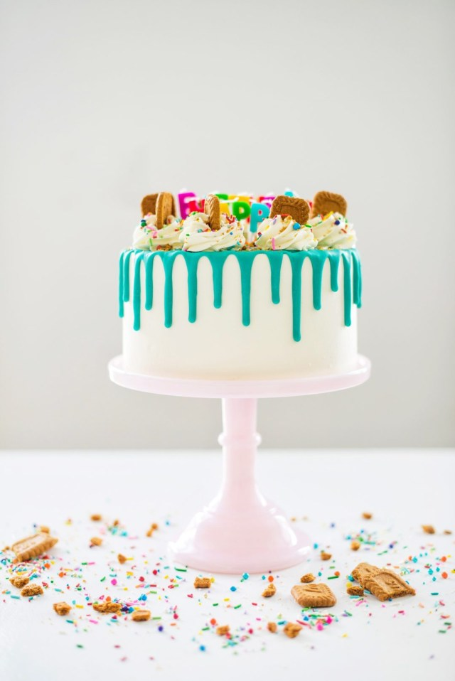 How To Make Birthday Cake Cake Courtney How To Make The Perfect Birthday Cake