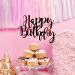 Images Of Happy Birthday Cake Happy Birthday Cake Topper All Her Glory Notonthehighstreet