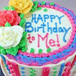 Images Of Happy Birthday Cake How To Make A Birthday Cake Gretchens Bakery