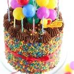 Images Of Happy Birthday Cake The Birthday Cake Sprinkle Bakes