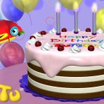 Images Of Happy Birthday Cake Tutitu Toys Happy Birthday Cake Youtube