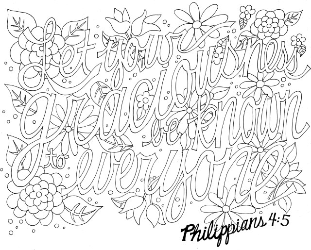 Inspirational Adult Coloring Pages Inspirational Coloring Pages At Getdrawings Free For Personal