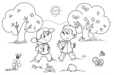 Kindergarten Coloring Pages Free Printable Kindergarten Coloring Pages For Kids