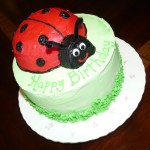 Ladybug Birthday Cake A Ladybug Birthday Cake Celebrate Every Day With Me