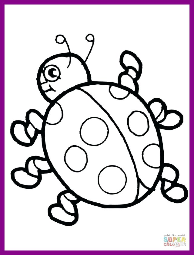 Ladybug Coloring Page Coloring Pages Miraculous Ladybug Printable Coloring Pages Book Idea