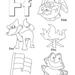 Letter F Coloring Page Letter F Coloring Page My A To Z Book Kids Pinterest 1 8431090