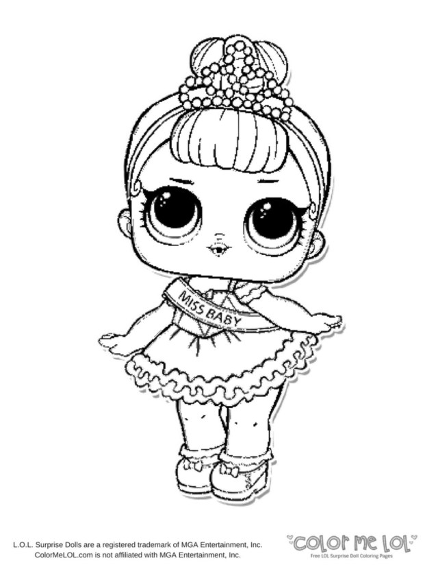 Lol Coloring Pages Ba Coloring Pages With I Love You New Free Printable Lol Surprise