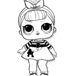 Lol Coloring Pages Doll Coloring Pages Free Printable Lol Surprise Dolls 8 Futurama