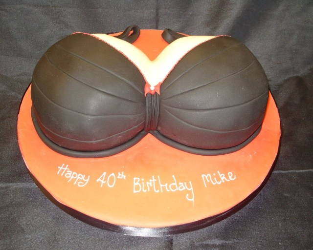 Men Birthday Cakes 40th Cake Ideas For 382 Classic Style