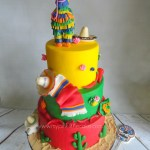 Mexican Birthday Cake Mexican Birthday Cakes