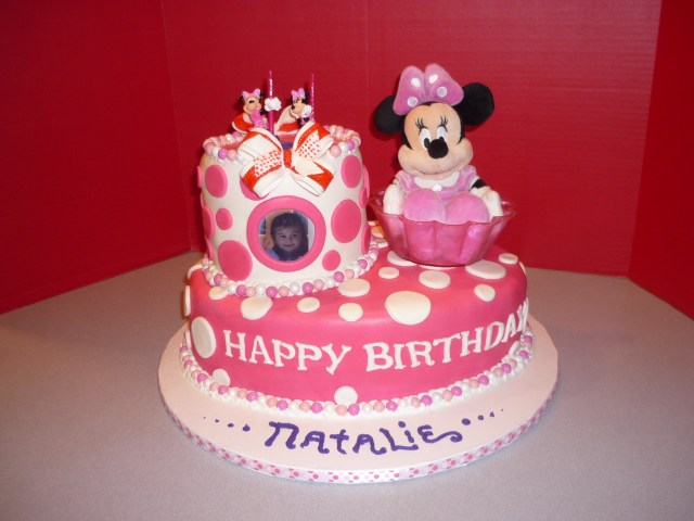 Mickey Mouse Birthday Cake Ideas Minnie Mouse Cakes Decoration Ideas Little Birthday Cakes