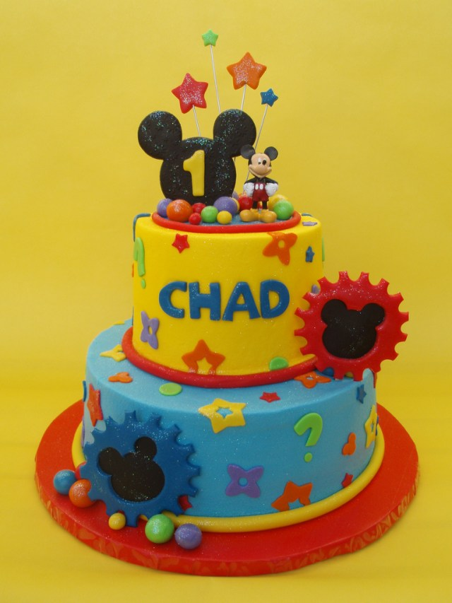 Mickey Mouse Clubhouse Birthday Cakes Mickey Mouse Clubhouse Birthday Cake Another Mickey Mouse Flickr