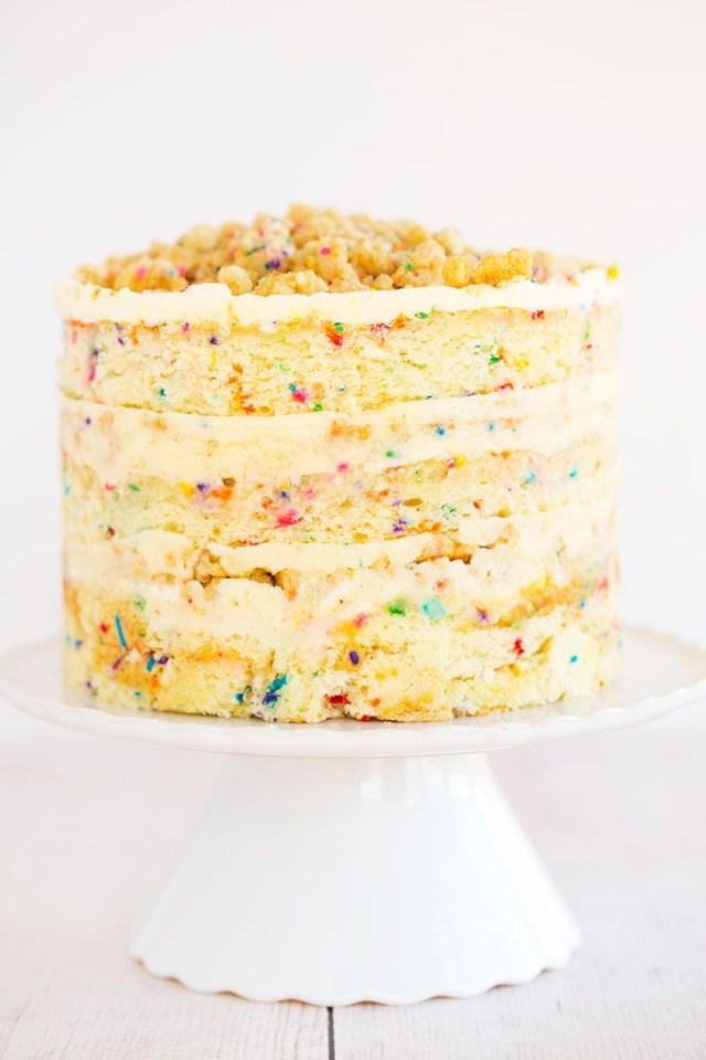 Momofuku Birthday Cake Momofuku Birthday Cake Recipe Madagascar Birthday Party