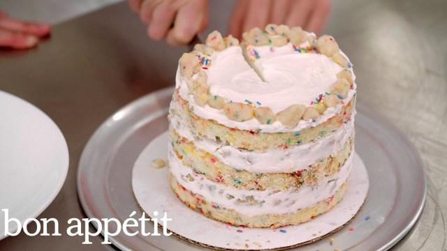 Momofuku Birthday Cake Momofuku Milk Bars Secret To Amazing Birthday Cake Sweet Spots
