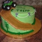 Monster Jam Birthday Cake Monster Truck Birthday Cake Cakecentral