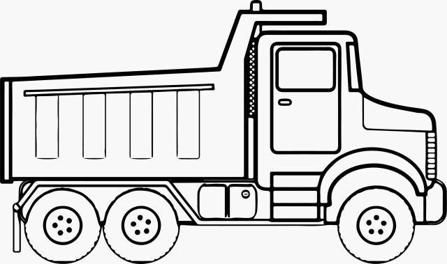 Monster Jam Coloring Pages Monster Trucks Coloring Pages Construction Tipper For Vietti