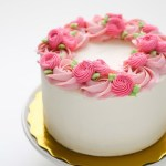 Mother Birthday Cake Floral Wreath Cake For Mothers Day Floral Wreath Cake For Mothers