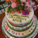 Mother Birthday Cake Mother Birthday Cake I Made For Mrs Talleys 93rd Birthday Cakes
