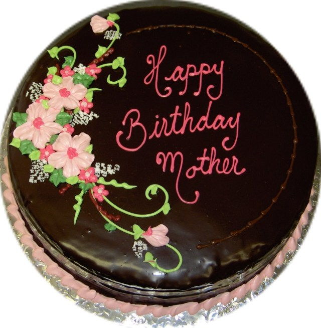 Mother Birthday Cake Mother Birthday Cakes