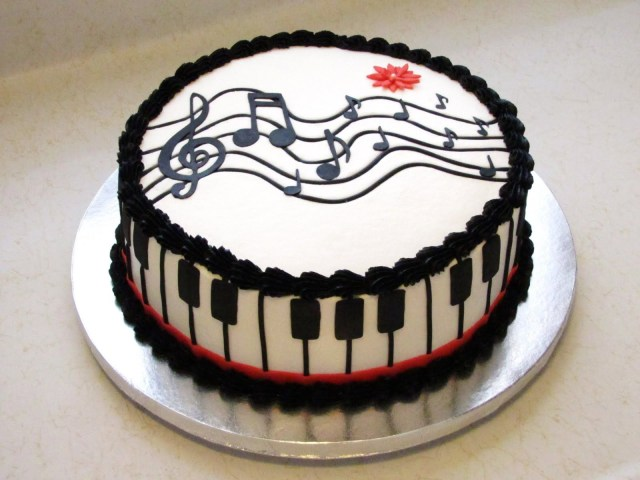 Music Birthday Cakes Yeah Someone Can Make This For My Birthday Next Year That Would Be